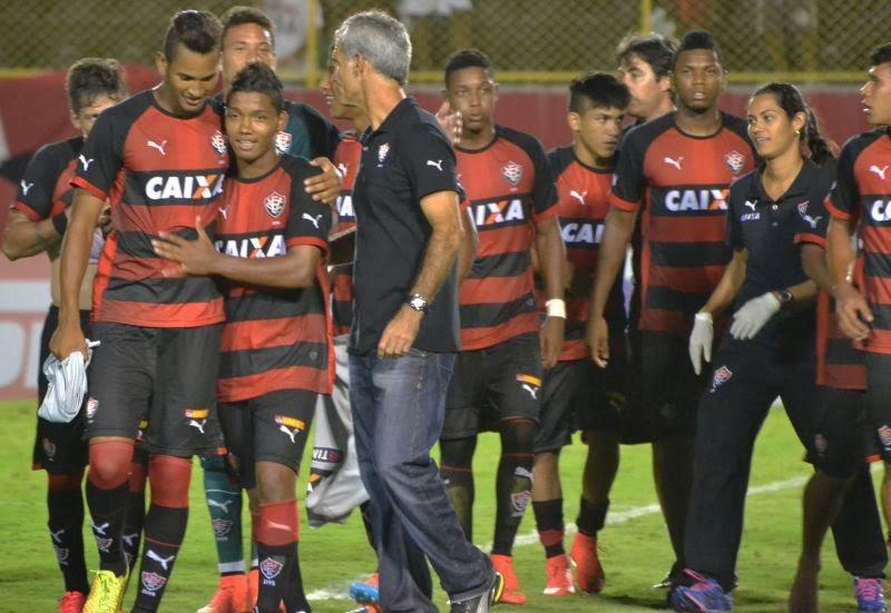 Partida entre Vitória x Jacuipense pelo sub-20 é alterada pela FBF ... 16a7925d5a055