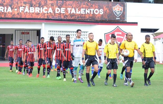 80e28691fe Brasileiro Sub-20  Vitória enfrenta o Atlético-PR pela segunda rodada