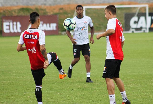 Botafogo está escalado para enfrentar o Vitória; Confira o time