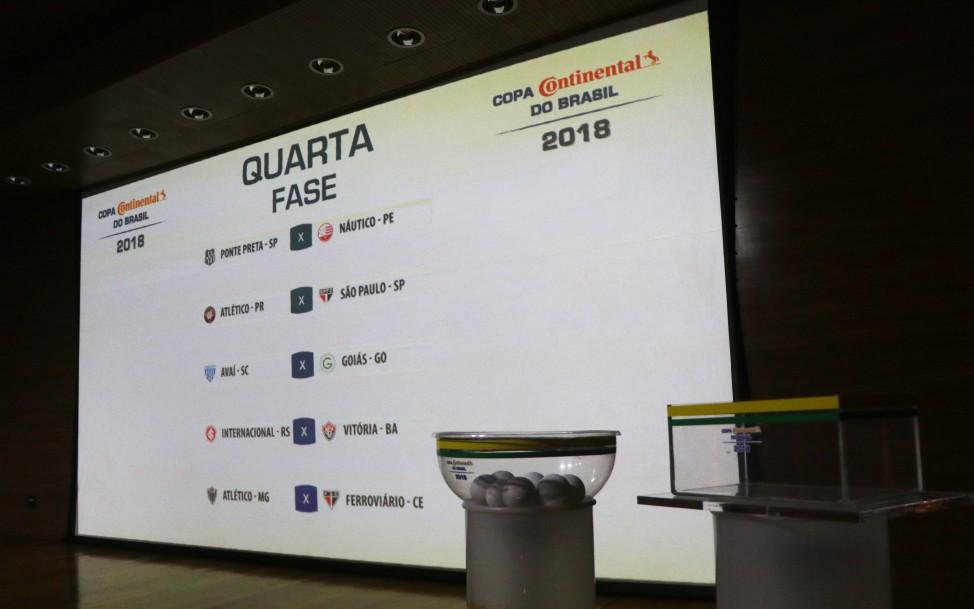 Ferroviário enfrenta Atlético/MG na Copa do Brasil; Time Coral decide em casa