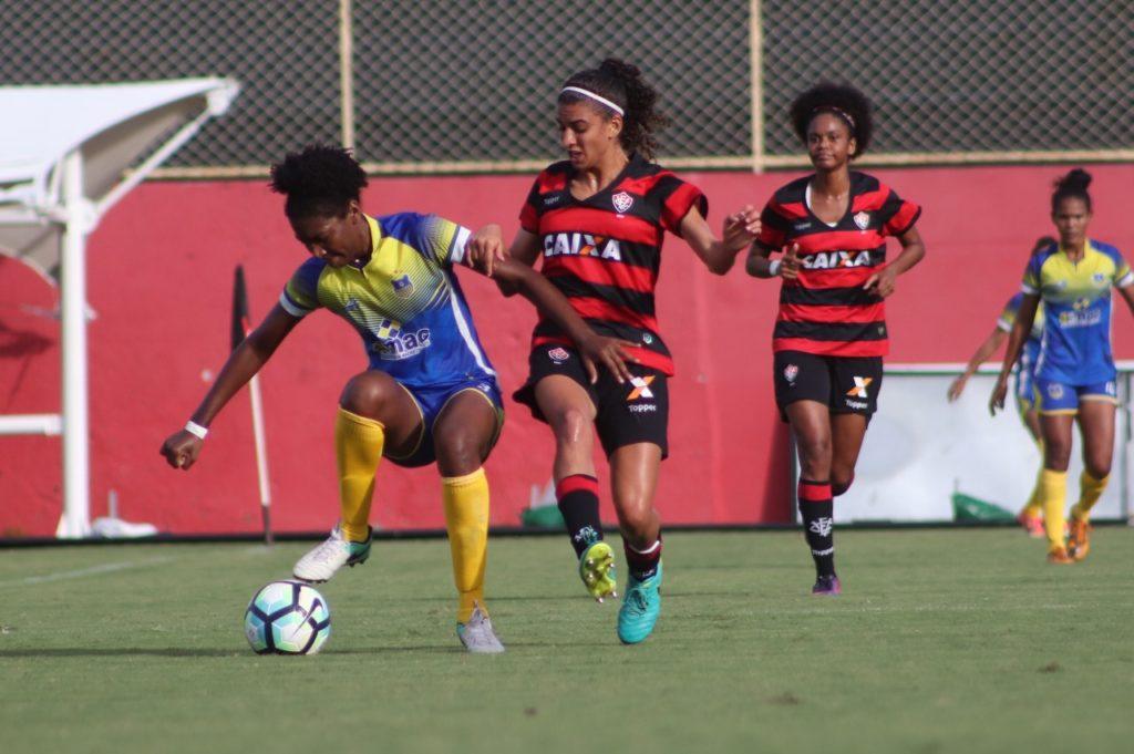 8606bad0cc Vitória disputa com 3B Sport-AM liderança isolada de grupo do Brasileirão  Feminino A-2