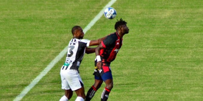 Ceará 1x0 Vitória