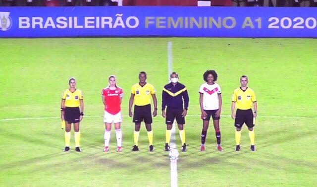 Feminino Vitória 0x3 Internacional