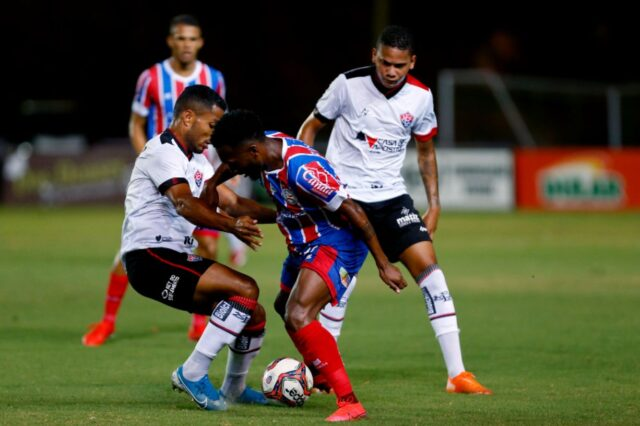 Em Pituaçu, Vitória empata em 0 a 0 com o Bahia pelo Campeonato Baiano –  Arena Rubro-Negra